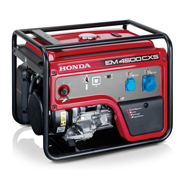 HONDA AGREGAT EM 4500 CXS1 G