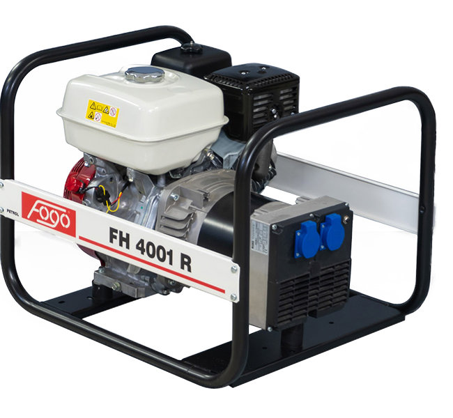 AGREGAT FOGO FH 4001 R