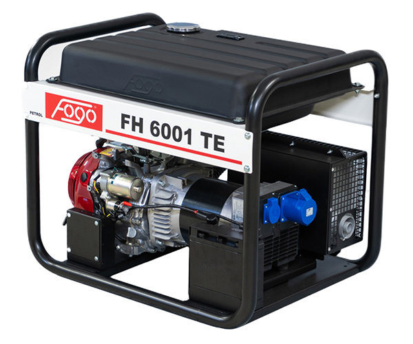 AGREGAT FOGO FH 6001 TRE