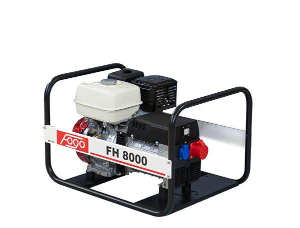 AGREGAT FOGO FH 8000