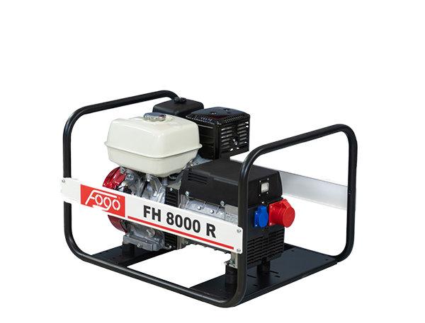 AGREGAT FOGO FH 8000 R
